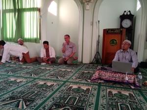 Pengajian NgajiKhun di Masjid As-Safier KBRI